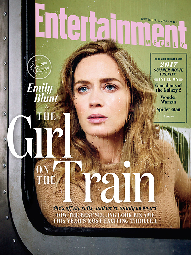 Entertainment Weekly Cover for September 3rd