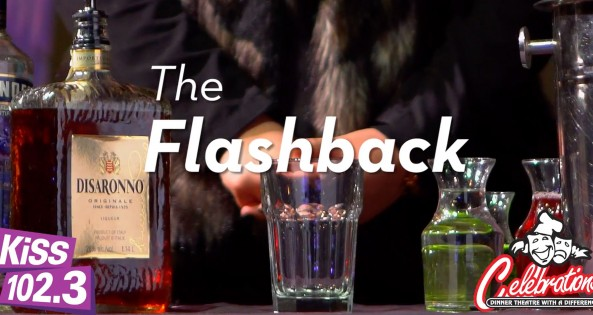 The Flashback is on the menu at Celebrations for Another Flashdance, on stage until March 18!