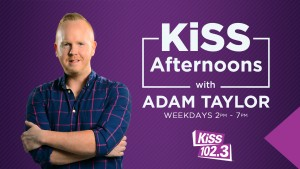 Afternoons with Adam Taylor