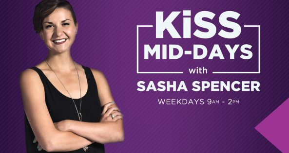 Mid-Days With Sasha Spencer