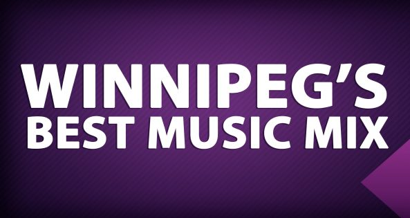 Winnipeg's Best Music Mix