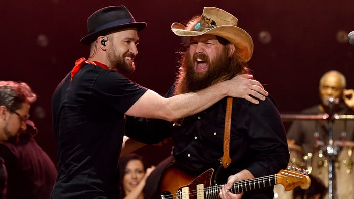 listen justin timberlake releases new song say something with chris stapleton kiss 102 3. Black Bedroom Furniture Sets. Home Design Ideas