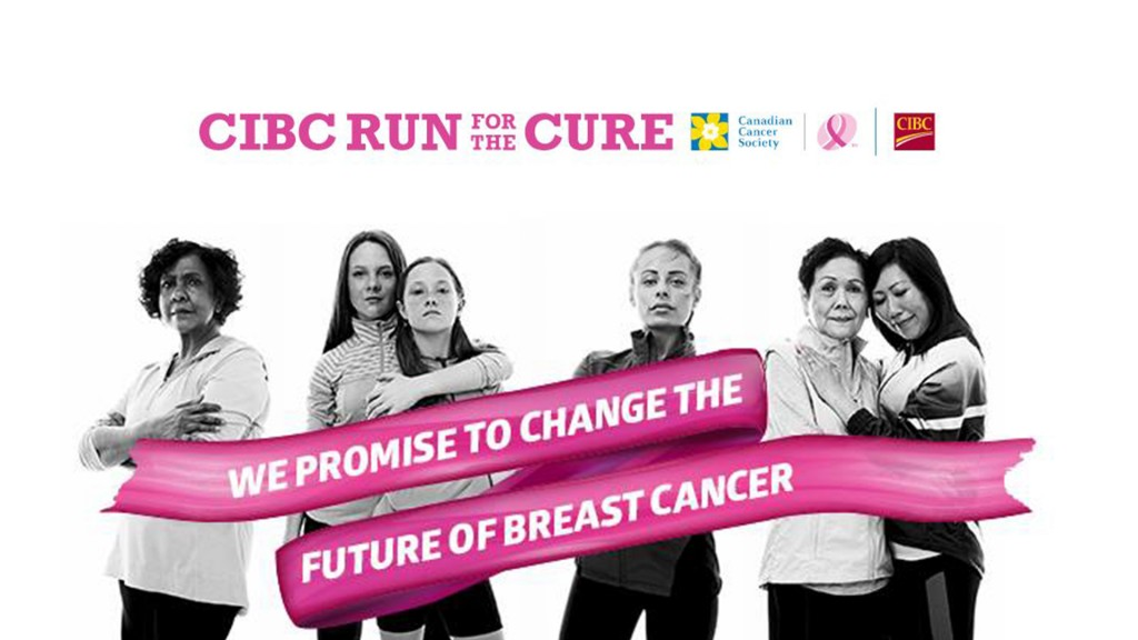 Cibc run for breast cancer